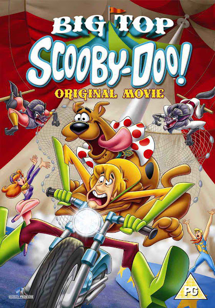 Big Top Scooby-Doo! DVDRip Español Latino