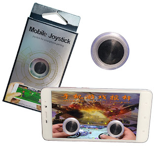 2pcs Mobile Mini Joystick Physical Game Rocker Game Stick Controller For  Smartphone Tablet Ipad | PrestoMall - Others