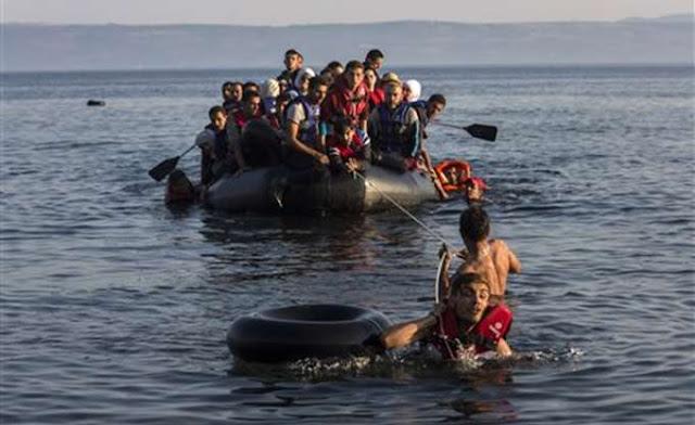 ΟΗΕ: Στην Ελλάδα έφτασαν οι περισσότεροι μετανάστες το πρώτο 5μηνο