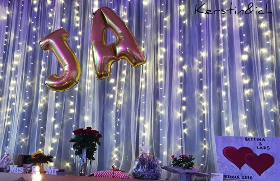 Deko Hochzeit Ja Luftballons