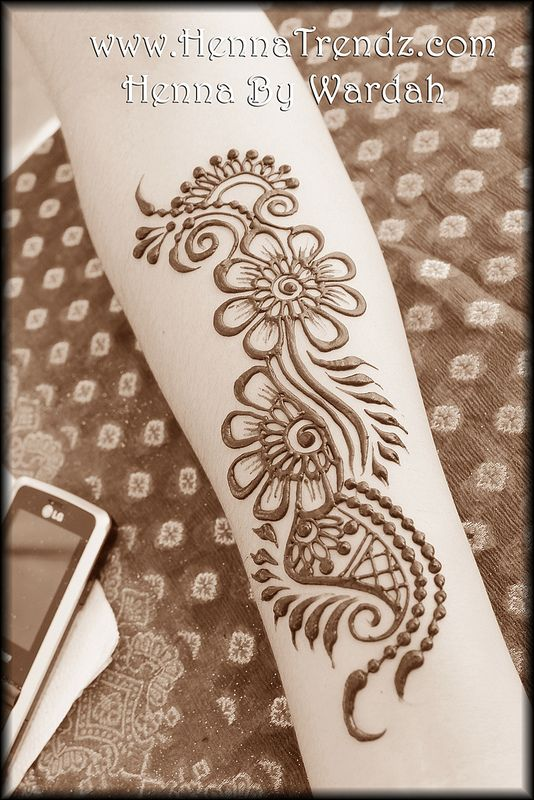 Simple Mehndi Patterns On Paper : Easy henna mehndi designs for starters bling sparkle
