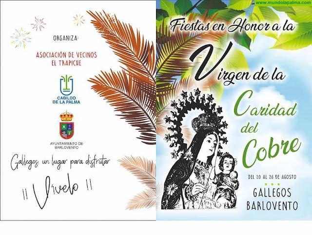 Fiestas en Honor a La Virgen de la Caridad del Cobre 2018 Gallegos Barlovento