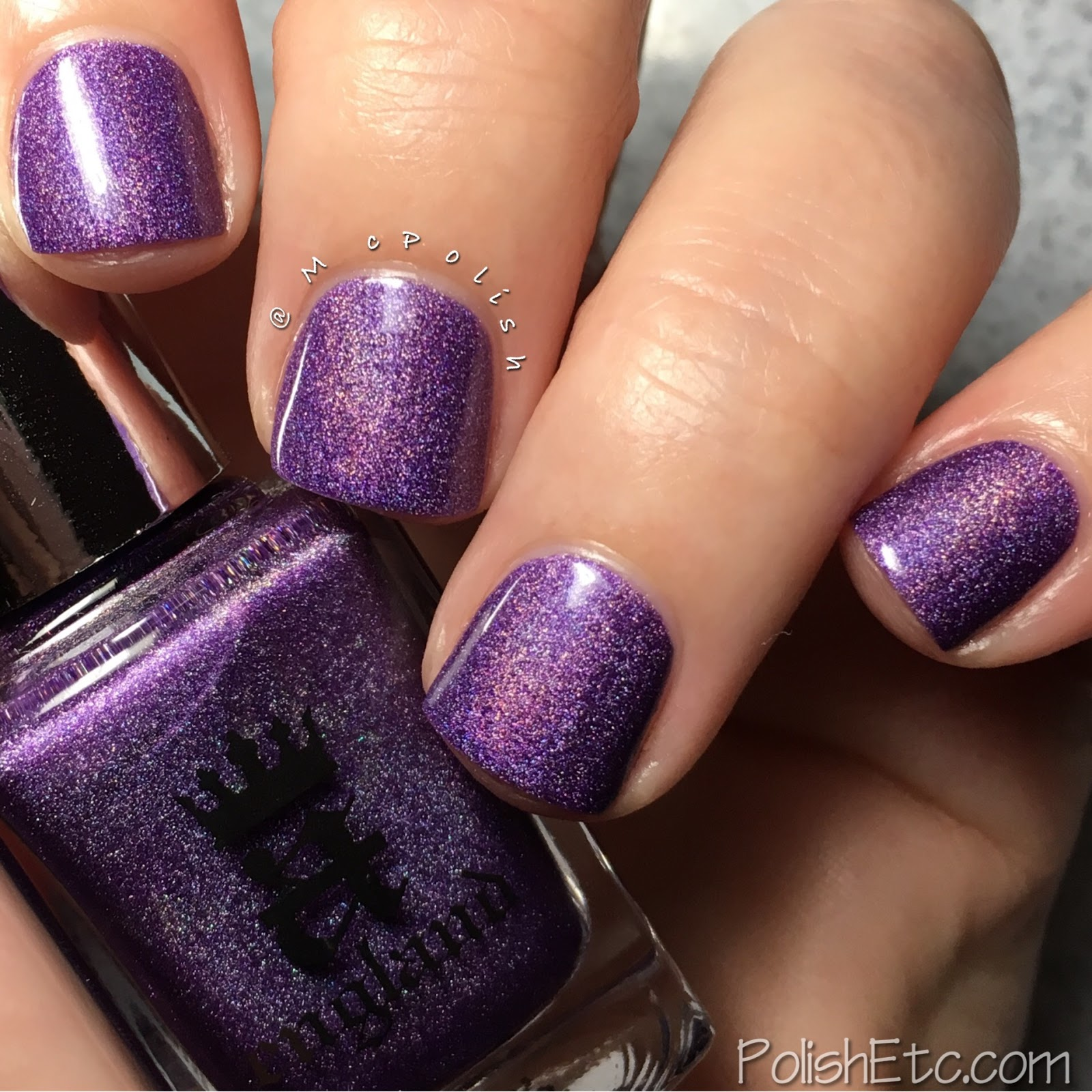 A England - Tennyson's Romance Collection - McPolish - Angel Grace