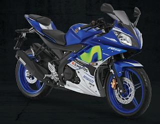 Yamaha YZF-R15 Livery MotoGP Movistar 2016