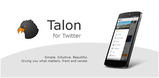 Talon mobile app