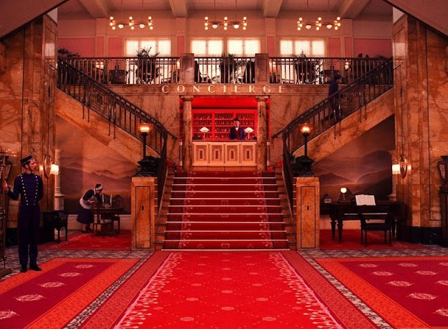 O Grande Hotel Budapeste (2014)
