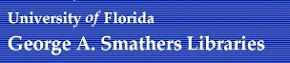 University of Florida George A. Smathers Libraries
