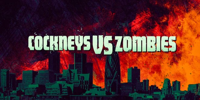 Zombies invade the east end of london taking on bank robbers, gangbangers and old folks trapped inside their home.