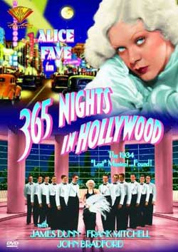 365 Nights in Hollywood (1934)