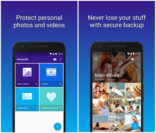 Kalian mungkin mempunyai sejumlah foto langsung dalam ponsel android kalian yang tidak ingi Baca! KeepSafe Vault, Aplikasi Untuk Sembunyikan Foto dan Video di Android