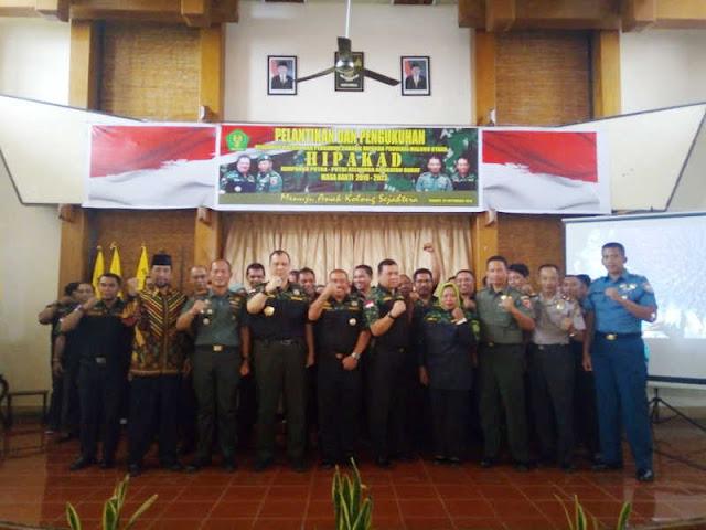 Korem Babullah Dukung Hipakad Maluku Utara