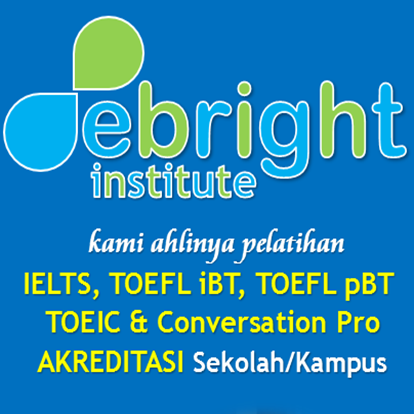 EduBright I Ahlinya IELTS-TOEFL-TOEIC-Professional English (ESP)
