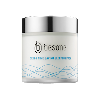 besone SKIN & TIME SAVING SLEEPING PACK: