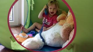 pomysly na zabawy z dzieckiem bazy i tunele