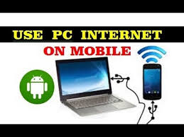 How To Use computer Internet on Mobile Free