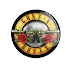 Guns N Roses - Bottom (#GN001) - 3,8 cm