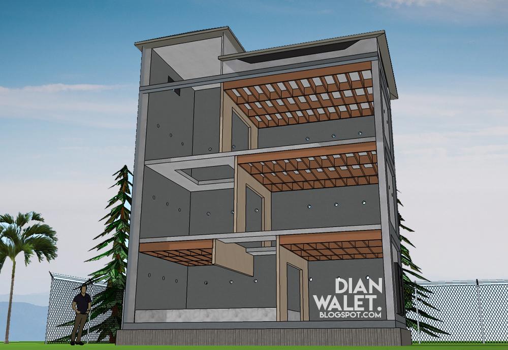 Thiết kế tòa nhà XY. House Swallow