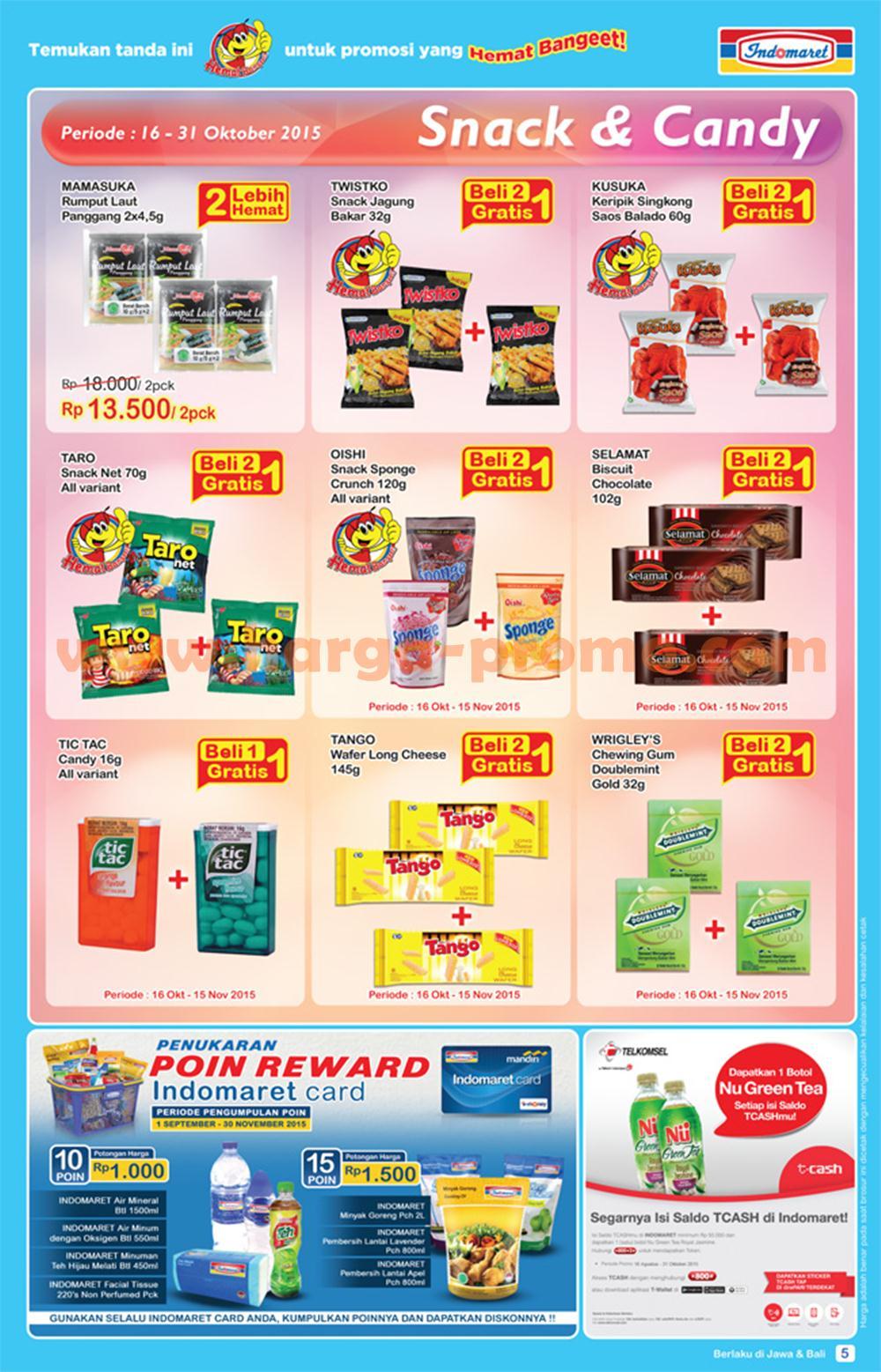 katalog promo indomaret minggu ini 25 31 oktober 2015 daftar rh harga promo99 blogspot com