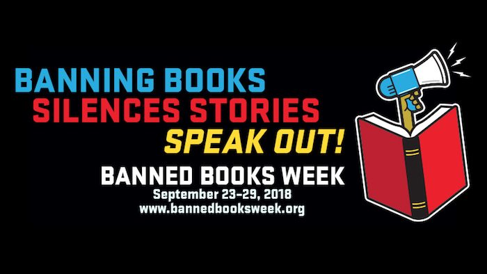 2018 BANNED BOOKS WEEK
