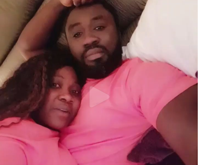 Mercy Johnson fire back at man who said her marriage will end up like Tonto Dikeh's