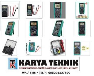 Jual Digital Multimeter Kyoritsu 1012 Harga Murah