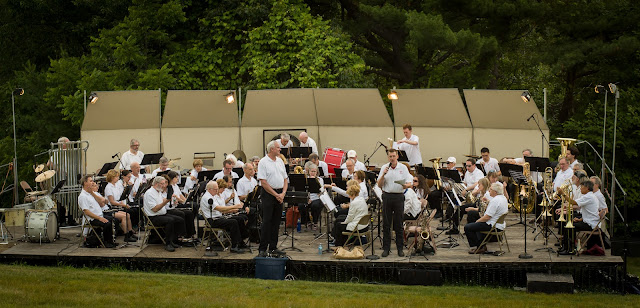 Concord Band at Fruitlands Museum