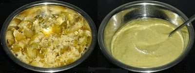 boil the ambades and other ingrediens