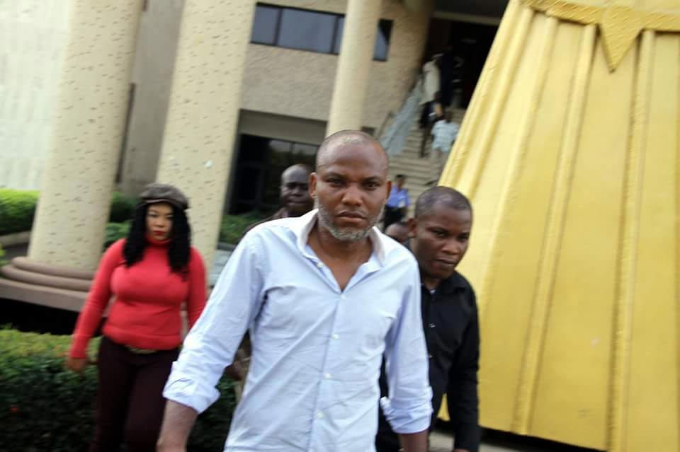 Nnamdi Kanu predicted current recession, starvation in Nigeria - Radio Biafra
