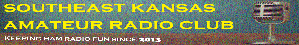 SOUTHEAST KANSAS AMATEUR RADIO CLUB