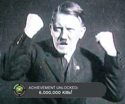 hitler achievement unlocked