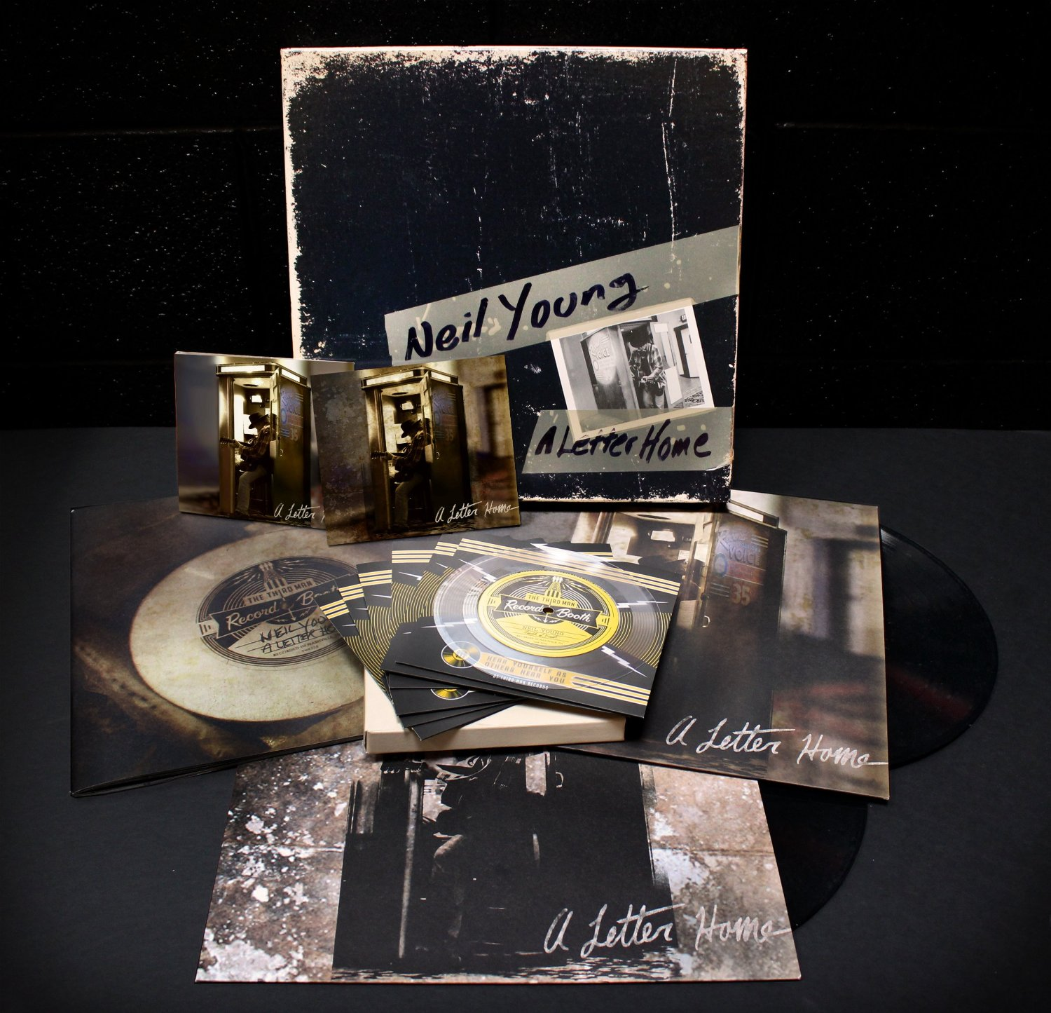 Deluxe Boxset A Letter Home
