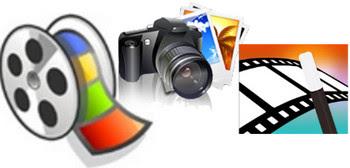 các công cụ dùng để biên tập video