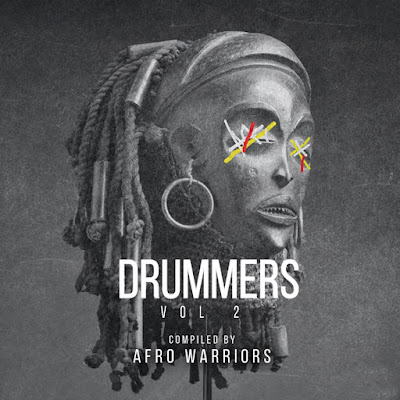 Afro Warriors - Drummers Vol. 2 (Album)