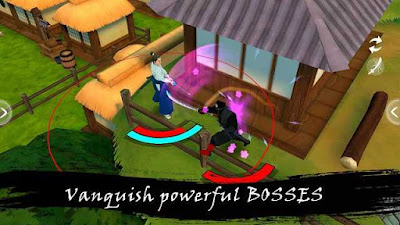 Bushido Saga Full Unlocked MOD Unlimited Money Apk Android Terbaru