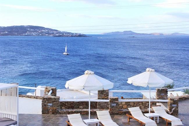 Rocabella hotel sea view