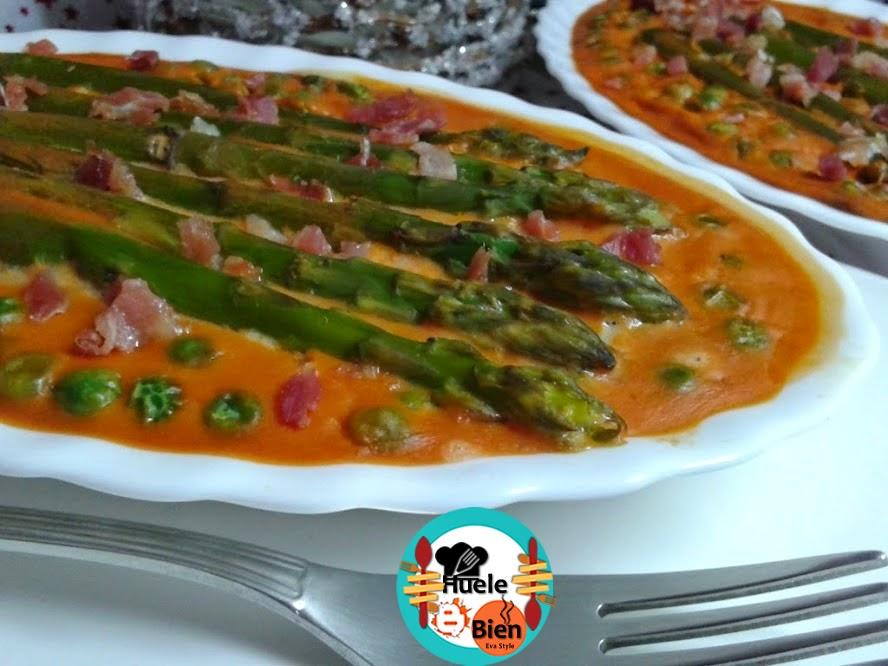 Cocina facil y elaborada 5 recetas con esparragos - Comidas con esparragos ...