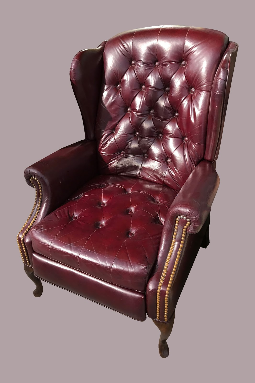 leather wingback chairs south africa round tables and uhuru furniture collectibles recliner