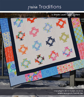 prairie Traditions by Karen Ackva for easypatchwork