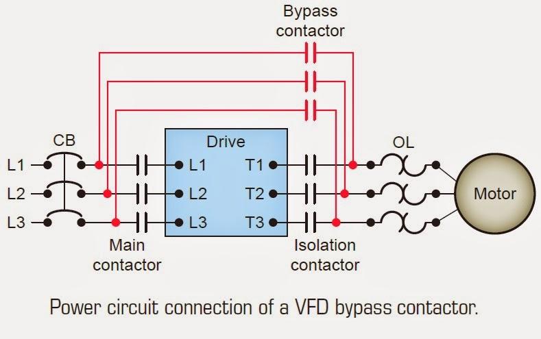 3 Vfd Byp Contactor Wiring Diagram Wiring Schematic Diagram