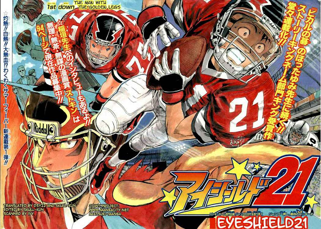 Eyeshield 21 Anime