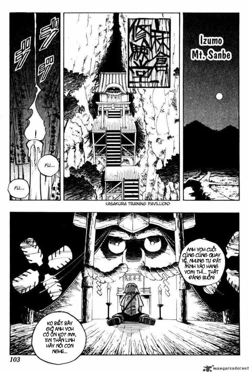 Shaman King [Vua pháp thuật] chap 49 trang 14