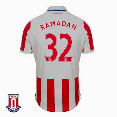 تعرف على رقم القميص الذي سيرتديه رمضان صبحى رسميا في ستوك سيتى