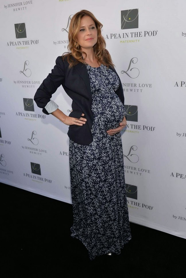 Jenna Fischer – A Pea In The Pod L By Jennifer Love Hewitt Launch in Beverly Hills