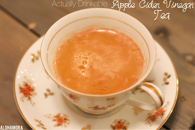 Apple Cider Vinegar Tea that is delicious with all of the health benefits and more.  This tea is amazing, and easy to make in 5 minutes. Healthy, boost immune system, fight cancer, help your heart, help diabetes, etc.  So many benefits, and this tea you will LOVE to drink. Alohamora Open a Book https://alohamoraopenabook.blogspot.com