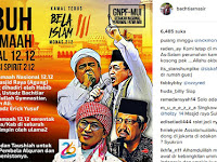 Subhanallah !! Setelah Aksi 212, Muncul Aksi 1212 Gerakan Sholat Subuh Berjamaah Nasional