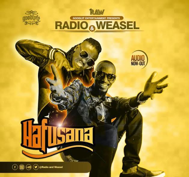 Download Audio: Radio & Weasel – Hafusana - Dj Milunga