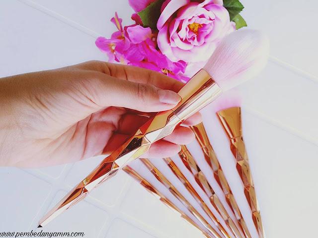 unicorn fırça seti
