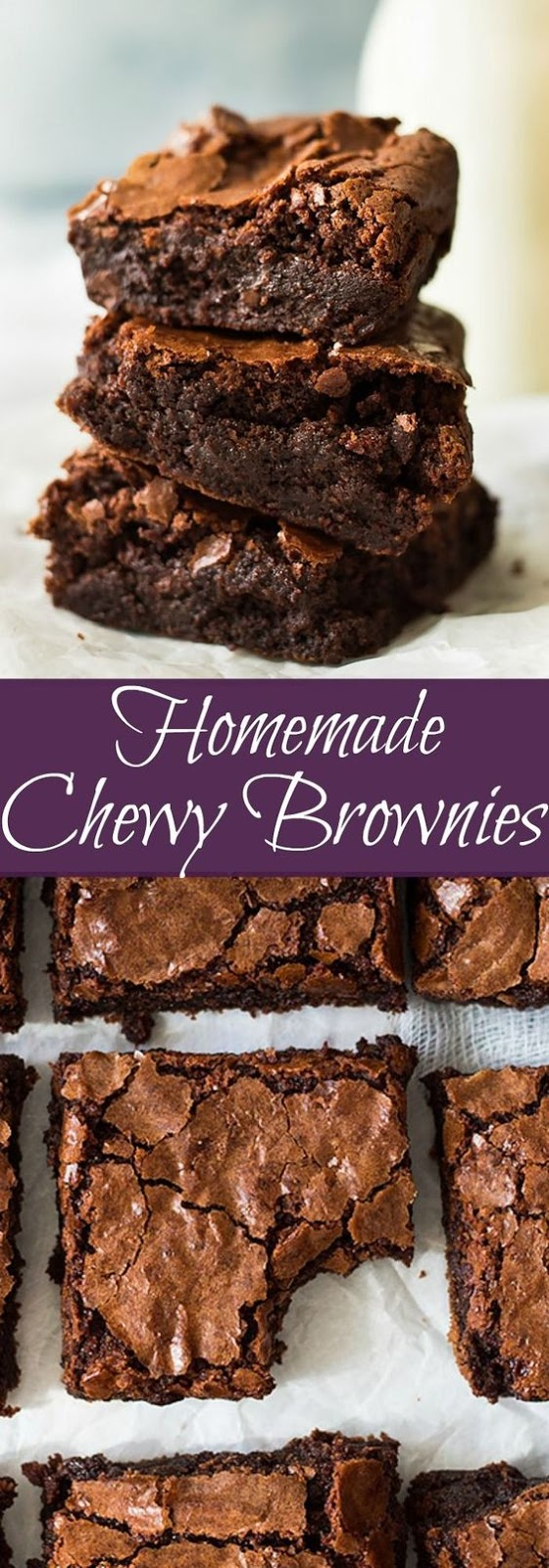 Home Made Chewy Browníes