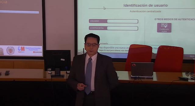 Dr. Miguel Martín, director del Servicio de Oncología Médica del Hospital General Universitario Gregorio Marañon