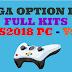 Mega Option File | V9.0 | PES2018 PC | Released [03.10.2017]